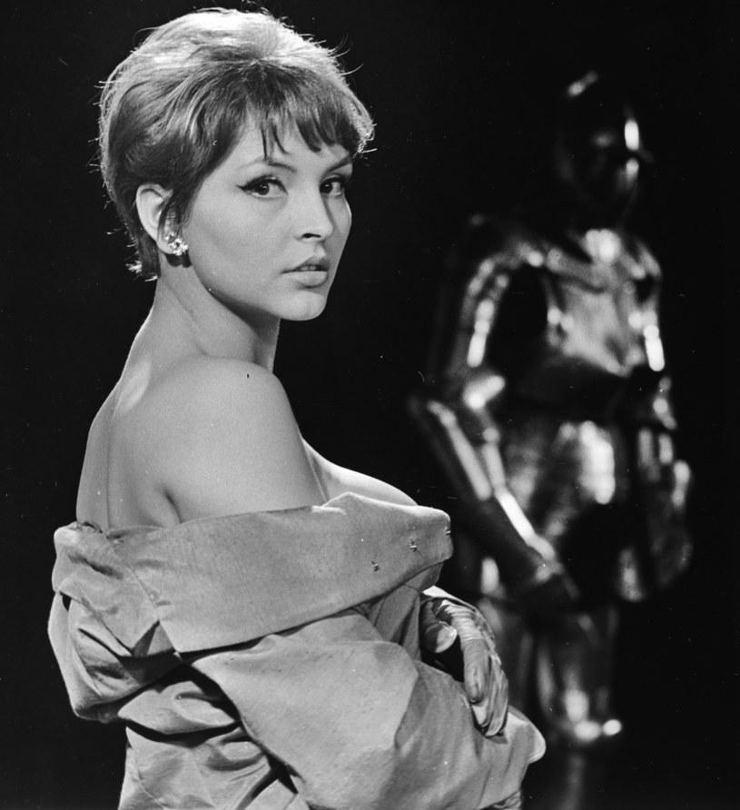 """Teresa Tuszyńska w filmie """"Cała naprzód"""" (1966) /archiwum /Agencja FORUM"""