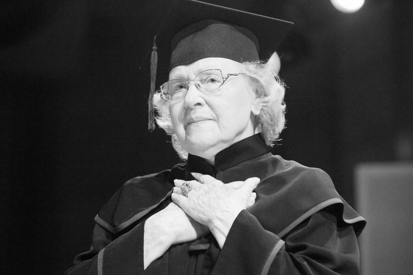 Teresa Żylis-Gara miała 91 lat /Grzegorz Galasiński/Dziennik Łódzki/Polska Press /East News