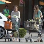 Teri Hatcher z córką na zakupach