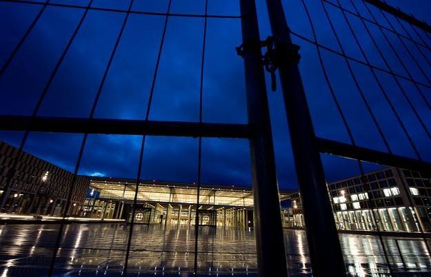 Termin oddania do użytku nowego portu lotniczego w Berlinie został przełożony po raz czwarty /AFP