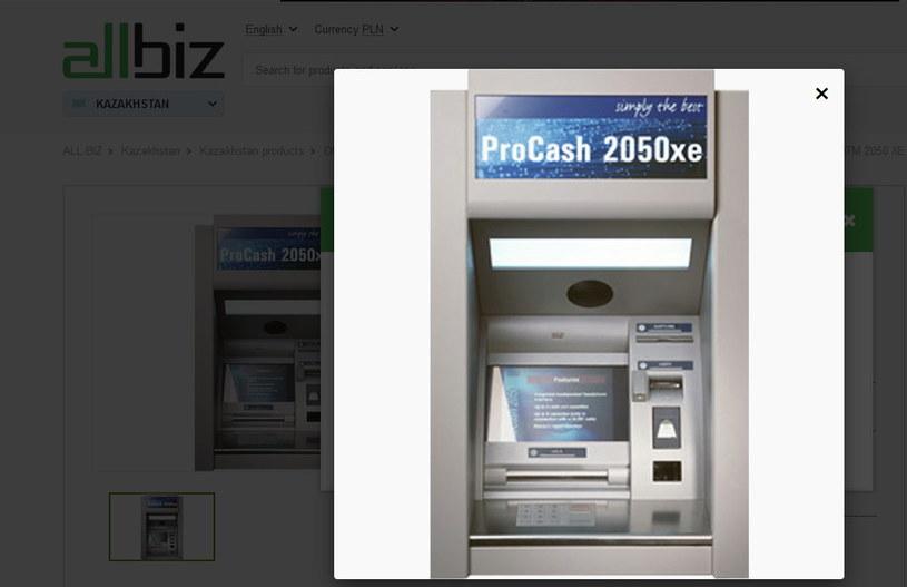 Terminala USB ProCash 2050xe. Fot. strona All Biz /materiał zewnętrzny