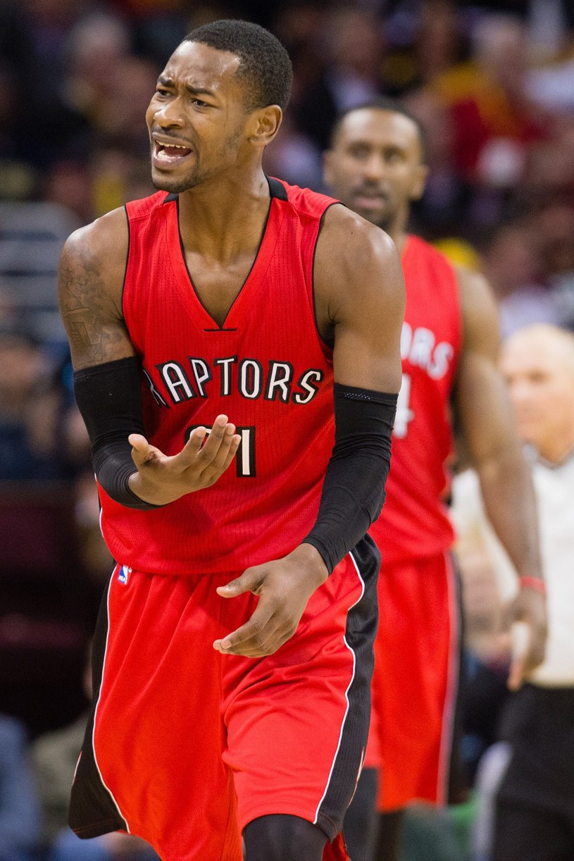 Terrence Ross z Toronto Raptors /AFP