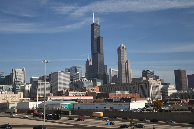 Terroryści chcieli zaatakować słynny budynek w Chicago /Getty Images