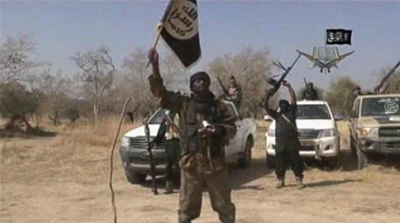 Terroryści z Boko Haram, zdj. ilustracyjne /AFP