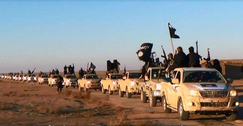 Terroryści z ISIS /YouTube