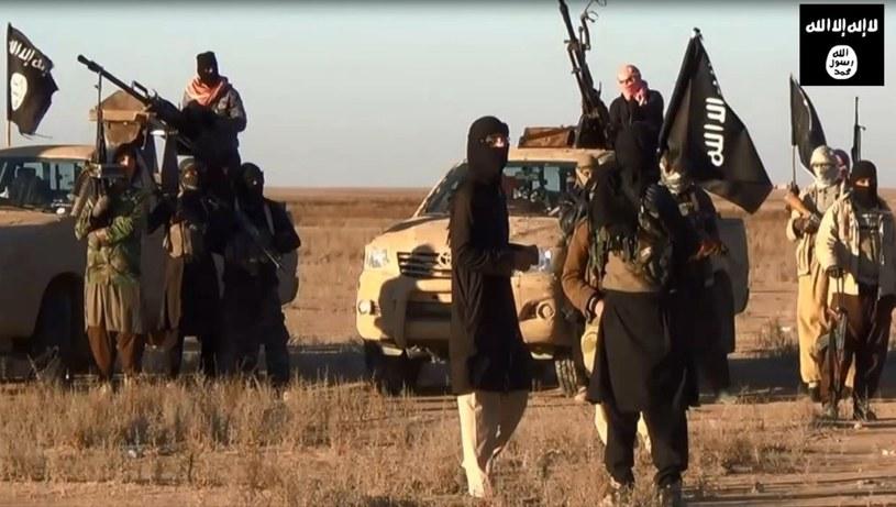 Terroryści z samozwańczego Państwa Islamskiego, zdj. ilustracyjne /AFP