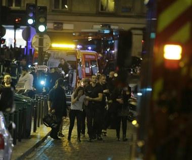 Terroryści zaatakowali na paryskim koncercie Eagles of Death Metal. Dziesiątki ofiar