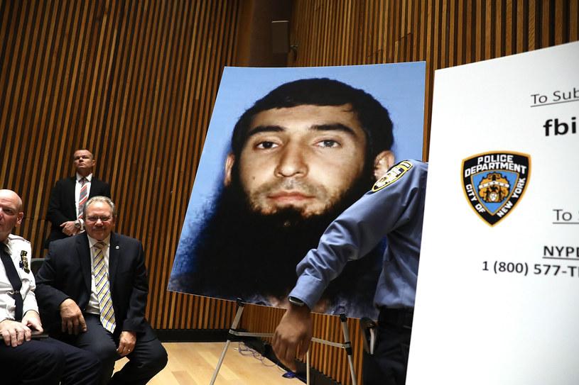 """""""Terrorysta był zadowolony, gdy prosił o powieszenie flagi ISIS w jego sali w szpitalu"""" /Spencer Platt /AFP"""
