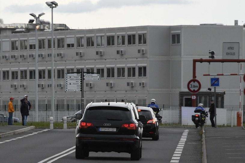 Terrorysta przebywa w więzieniu we Fleury-Merogis pod Paryżem /AFP
