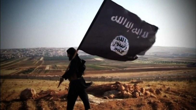 Terrorysta z Państwa Islamskiego /YouTube