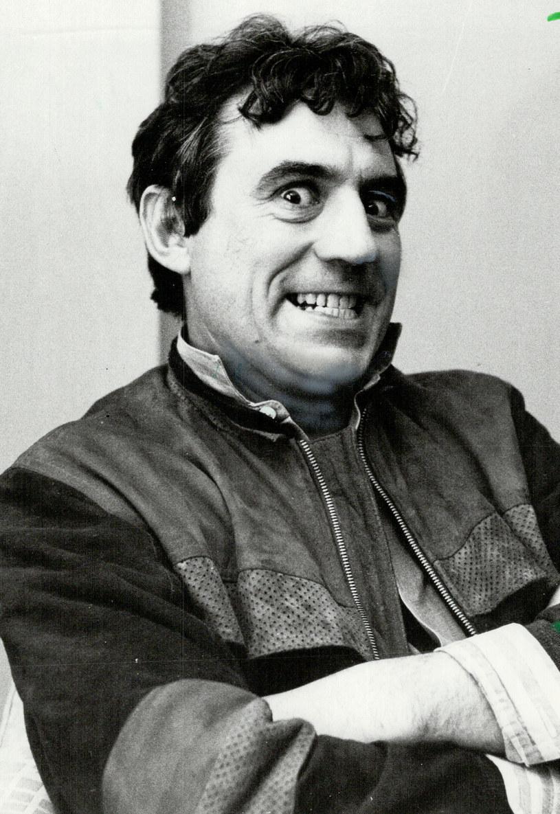 Terry Jones w 1983 roku /Tony Bock/Toronto Star /Getty Images