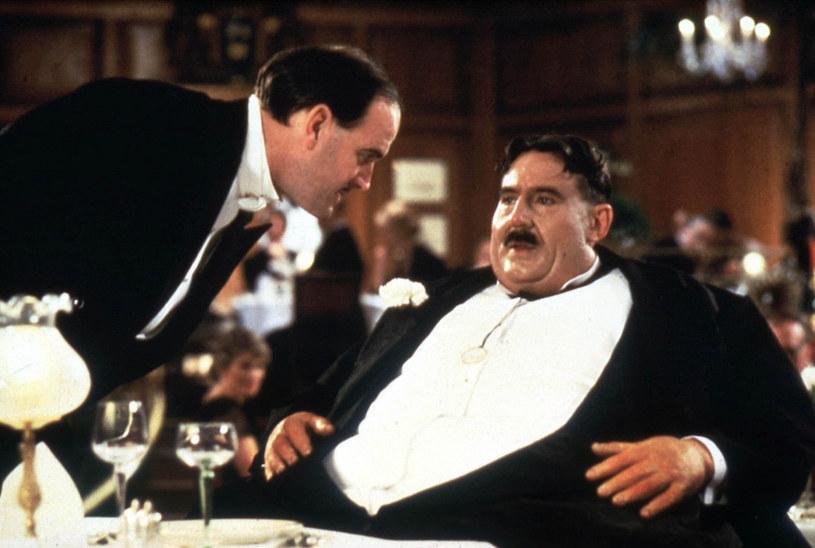 """Terry Jones w """"Sensu życia według Monty Pythona"""" - jedna z najlepszych kreacji w jego aktorskiej karierze. /Mary Evans Picture Library /East News"""