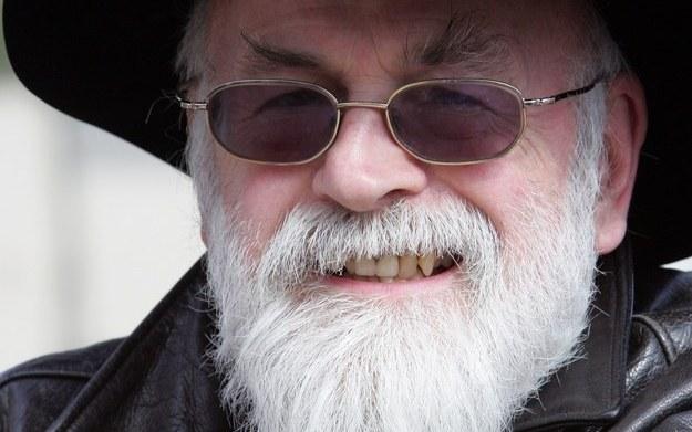 """Terry Pratchet - autor poluarnego """"Świata Dysku"""" /AFP"""