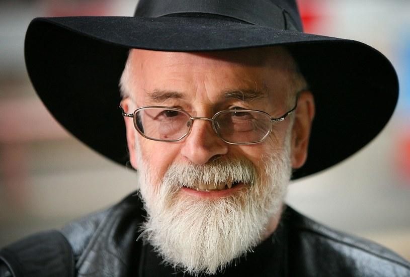 Terry Pratchett /Getty Images/Flash Press Media