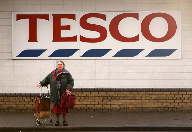 Tesco chce zatrudnić w Wielkiej Brytanii 20 000 osób /AFP