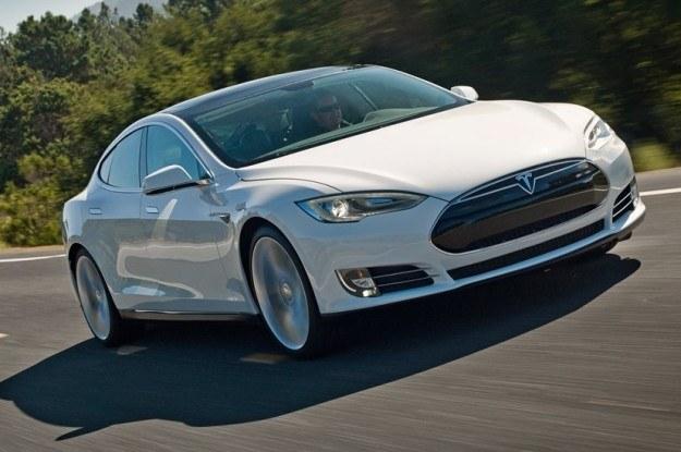 Tesla model S /