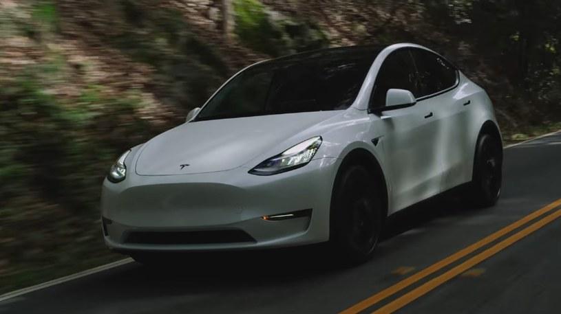 Tesla Model Y /YouTube