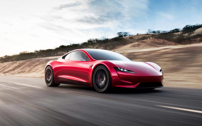 Tesla Roadster /INTERIA.PL/informacje prasowe