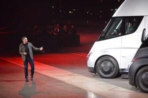 Tesla Semi. Ta ciężarówka ma zrewolucjonizować transport