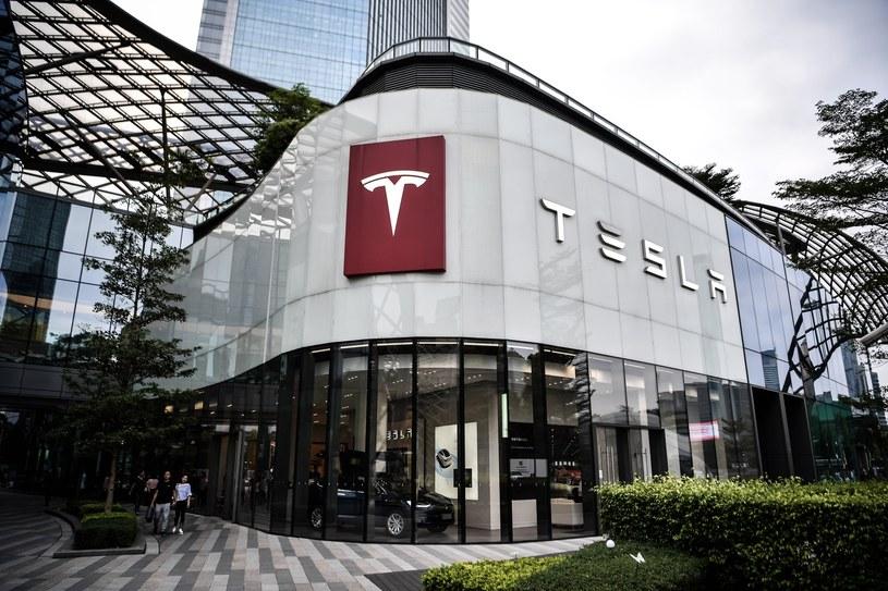 Tesla w poważnym finansowym dołku? /Agencja SE/East News