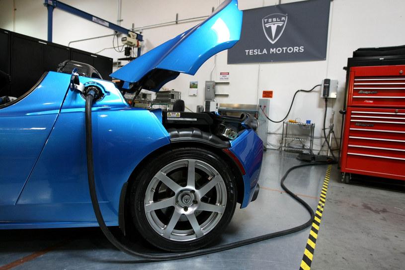 Tesla wybuduje fabrykę w Chinach /Getty Images