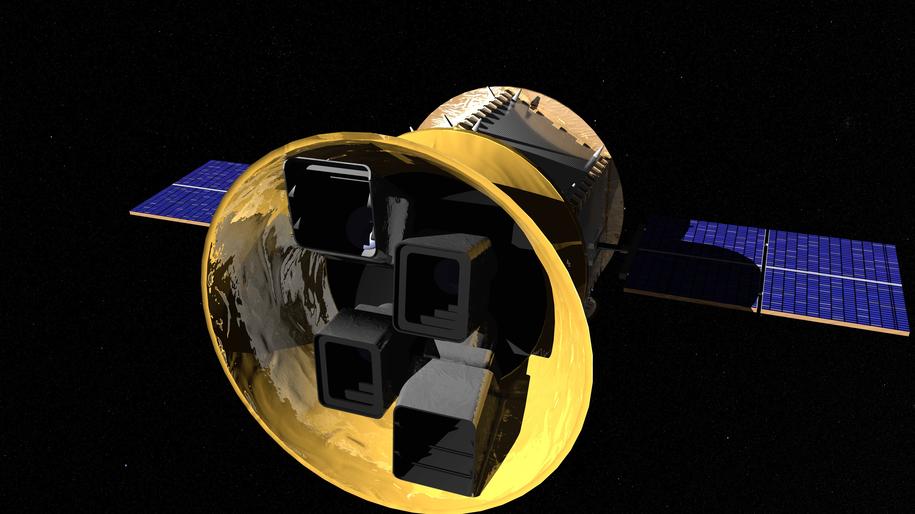 TESS /Goddard Space Flight Center/Chris Meaney /Materiały prasowe