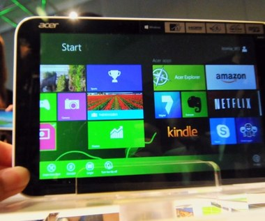 Test Acer Iconia W3 - Windows 8 do kieszeni