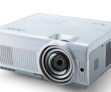 Test Acer S1213Hn - domowe kino na ścianie