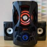 Test Creative SBS E2900 - zestaw głośników 2.1
