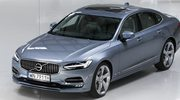 Test Faceta: Volvo S90