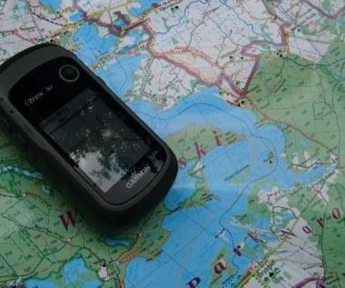 Test Garmin eTrex 30 - zamiast papierowej mapy
