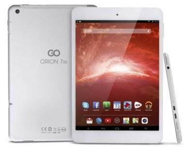 Test Goclever Orion 785 - niedrogi tablet z Androidem