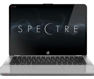 Test HP Envy 14 Spectre - szklane jest piękne