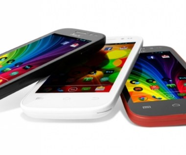 Test Lark Cirrus 4.0 - niedrogi smartfon