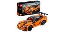 Test LEGO Technic Chevrolet Corvette ZR1