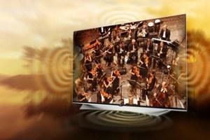 Test LG UF770 - smukły telewizor 4K
