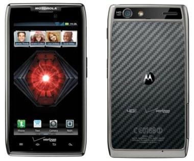Test Motorola RAZR MAXX - smartfon z dużą baterią