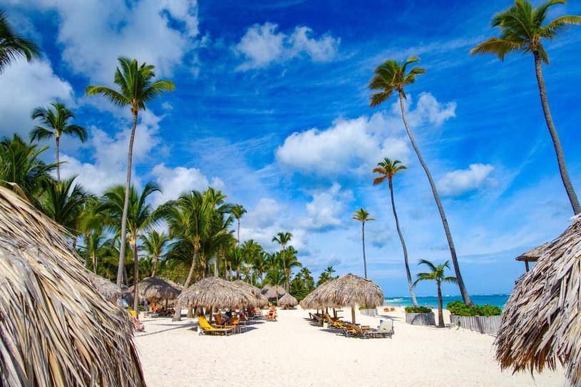 Test na COVID-19 nie jest wymagany od podróżujących do Dominikany. To idealny kierunek dla osób marzących o rajskich plażach /123RF/PICSEL