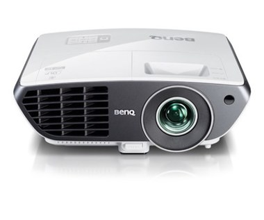 Test projektora BenQ W710ST - własne kino