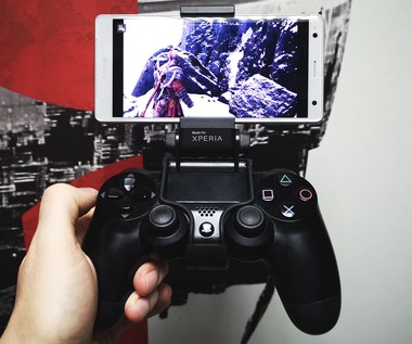 Test PS4 Remote Play (Granie Zdalne) i Sony Xperia XZ2
