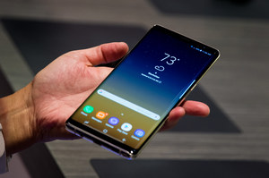 Test Samsung Galaxy Note8 - gigant do potęgi ósmej