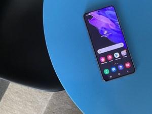 Test Samsung Galaxy S21 5G
