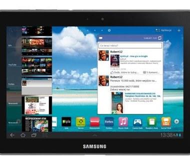 Test: Samsung Galaxy Tab 8.9 LTE - tablet od Samsunga