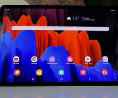 Test Samsung Galaxy Tab S7+