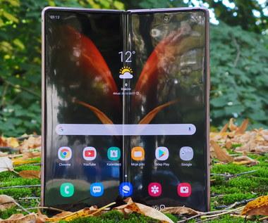 Test Samsung Galaxy Z Fold2 - smartfon z przyszłości