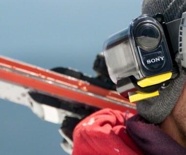 Test Sony HDR-AS15 Action Cam – do filmów akcji