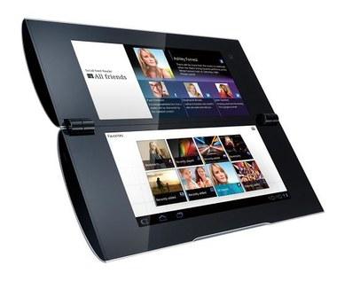 Test Sony Tablet P - dwa ekrany, setki możliwości