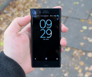 Test Sony Xperia X Compact