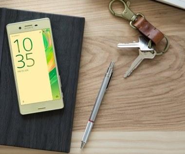 Test Sony Xperia X