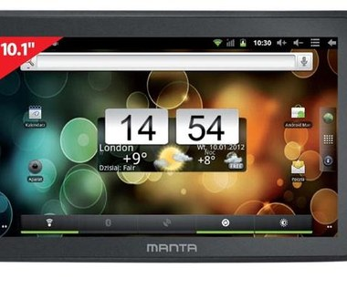 Test tanich tabletów PowerTab Manta MID05 i PowerTab X MID06